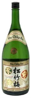 Sho Chiku Bai Sake Classic 750ml - Case of 12